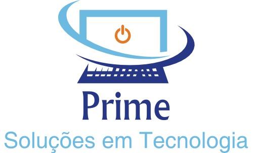 Prime – Soluções em Tecnologia Logo